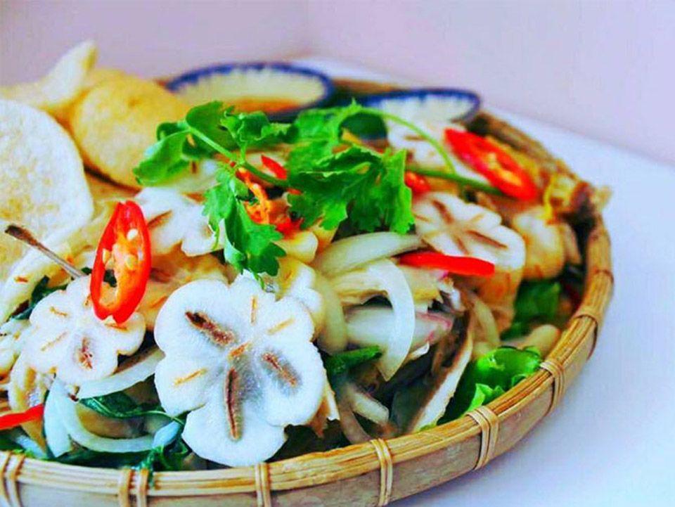 Goi Ga Mang Cut