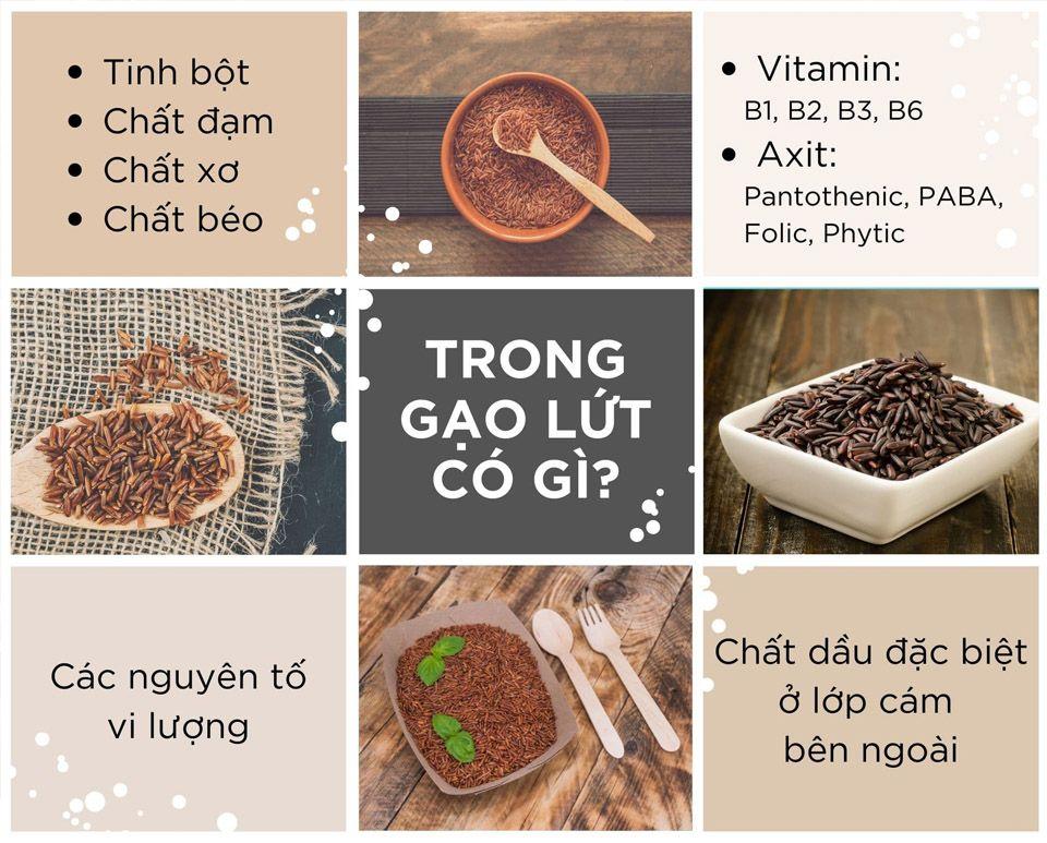Tac Dung Cua Hu Tieu Gao Lut